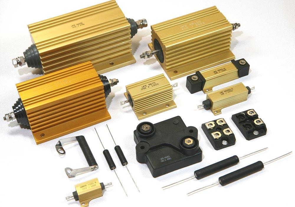 UPE ATE Resistors