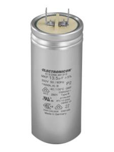 E12-E33 capacitors motor run