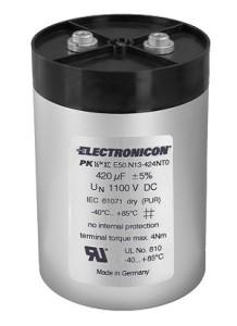 E50 pk16 dc capacitor