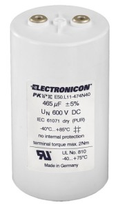 E50 pk16 dc capacitor view 3