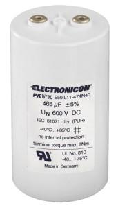 E50 pk16 dc capacitor view 3