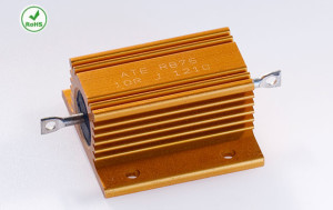 RB75 Wirewound Aluminum Housed Axial Resistor