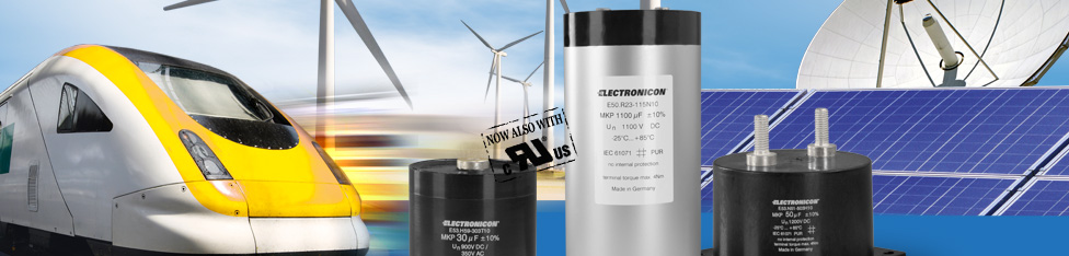 UPE Electronicon capacitors
