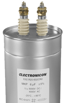 electronicon capacitor